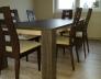 Jídelní stůl - wenge mali v kombinaci macchiato