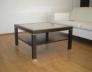 Konferenční stolek, Dub Ferrara, Lacobel Capuccino