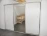 Woodline Creme - Rám CO1 Ni mat, zrcadlo stříbrné, Woodline Creme